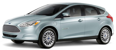 Der neue Ford Focus Electric