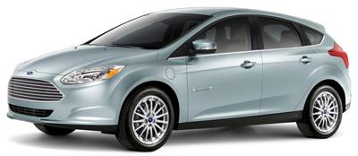 Der neue Ford Focus Electric