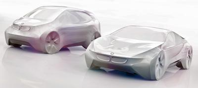 BMW i3 und BMW i8