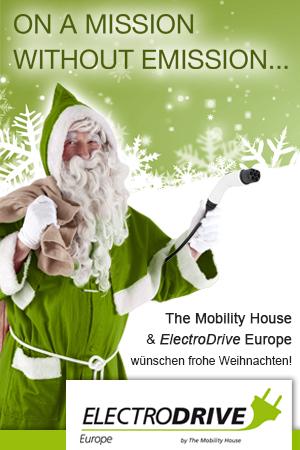 mobilityhouse wünscht frohe Weihnachten