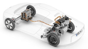 VW-XL1-Antrieb
