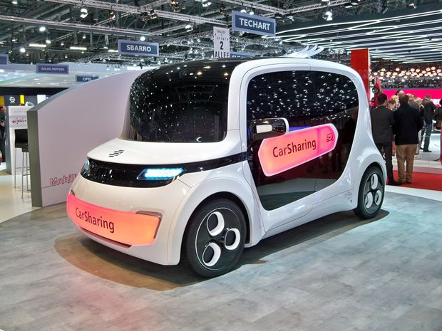 EDAG Light Car – Sharing