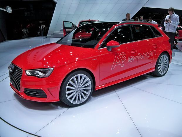 Audi A3 Sportback Plug-in-Hybrid