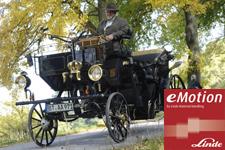 Linde MH,Motor, Droschke, eMotion