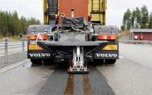 Stromschiene-Volvo