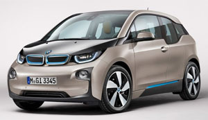 BMW-i3-Serienversion