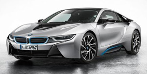 BMW-i8-Serienversion