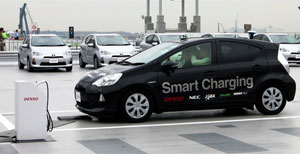 Denso-Smart-Charging