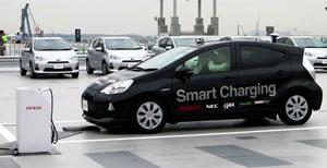 Denso-Smart-Charging