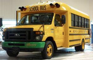 Elektro-Schulbus