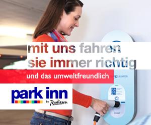 Park-Inn-Elektroauto-Banner
