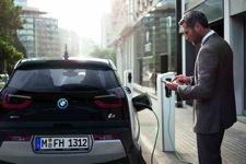 BMW, Elektromobilität, Flotten, Alphabet