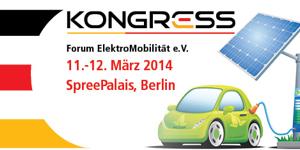 Forum ElektroMobilität, Kongress, Berlin
