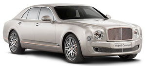 Bentley-Plug-in-Hybrid