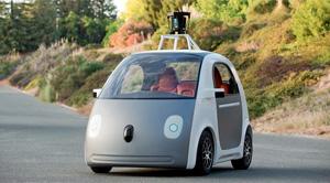 Google-Autonomes-Elektroauto