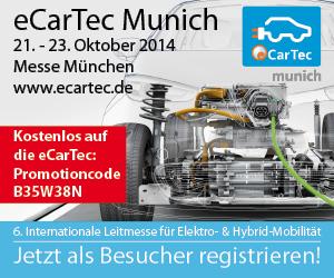 eCarTec Messe
