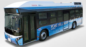 Toyota-Fuel-Cell-Bus