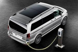 Mercedes-V-ision-e