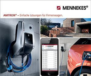 MENNEKES AMTRON Einfache Lösung für Firmenwagen