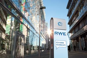 RWE - Gut geeicht zum vollen Akku