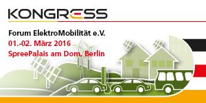 Forum Elektromobilität_Kongress