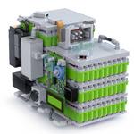 Kreisel-Electric-Batterie