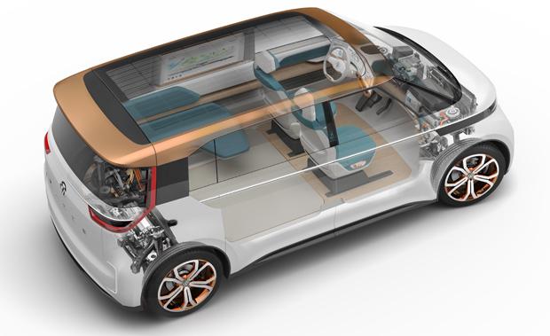 Volkswagen-BUDD-e-innen