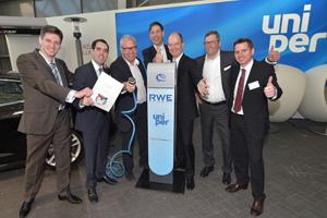 RWE Effizienz und Uniper – Kurs auf mehr Ladeinfrastruktur