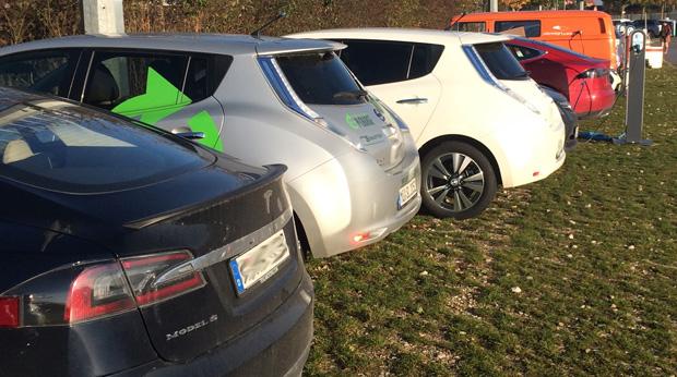 Elektroautos-MUC