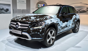 Mercedes-GLC-F-Cell-Prototyp