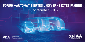 VDA_Forum_IAA Nutzfahrzeuge 2016