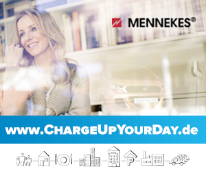 Mennekes_CHARGE UP YOUR DAY!