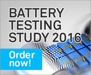 Battery Testing Study 2016
