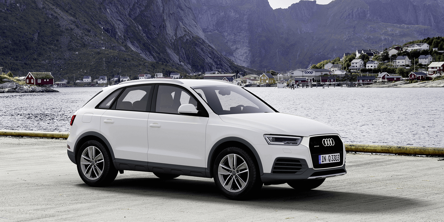 audi q3 facelift in 2019 als plug in hybrid m glich. Black Bedroom Furniture Sets. Home Design Ideas
