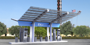 evgo-350kw-ladestation