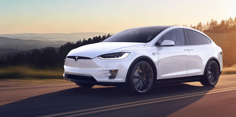 Autoschlepp Fur Segelflieger Mit Tesla Model X Electrive Net