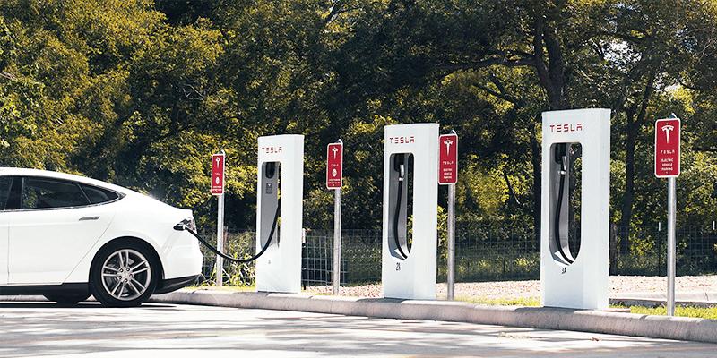 Tesla bringt Reiseplaner auf Basis von Google Maps - electrive net