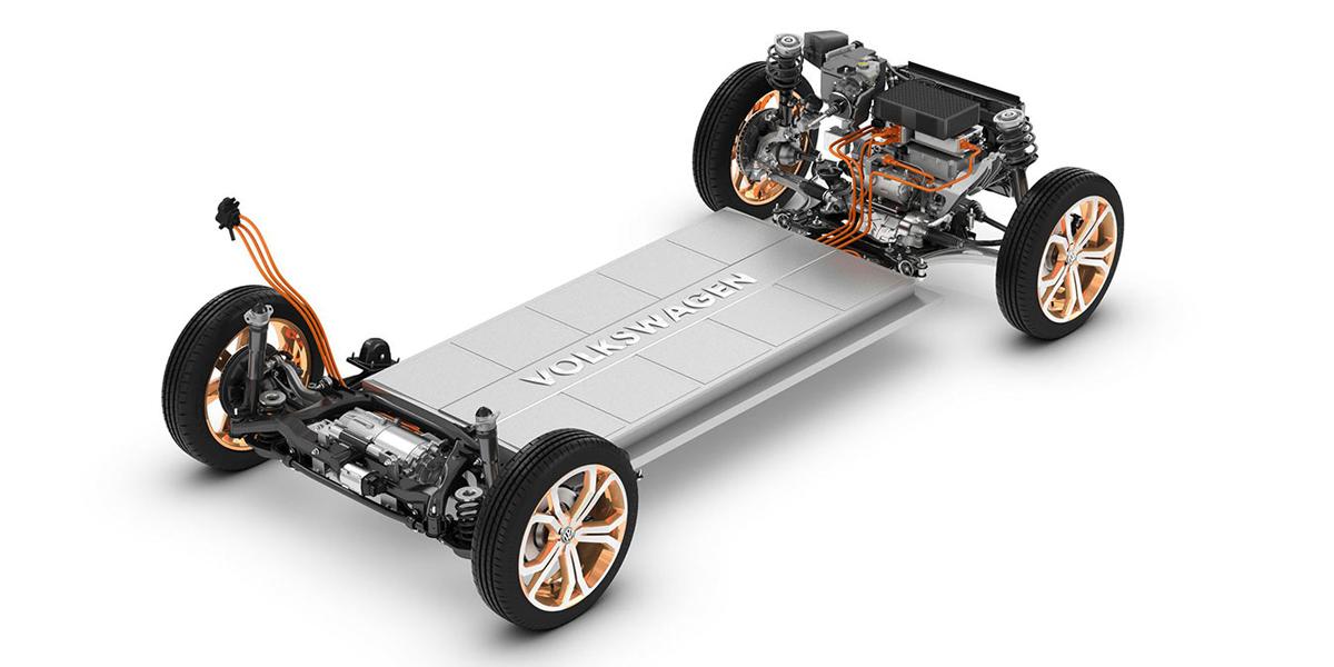 Volkswagen: MEB-Entwicklung abgeschlossen - electrive.net