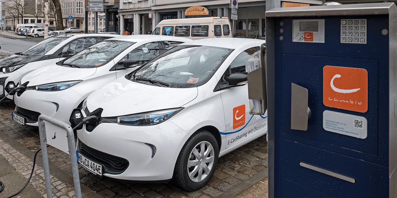 Smartlab bündelt Carsharing-Services in einem Paket