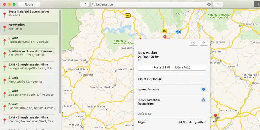 apple-maps-ladestation-anzeige-lohfelden