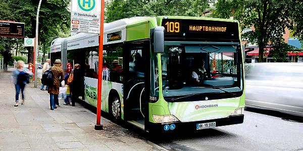 stadtwerke t bingen setzen hybridbusse ein. Black Bedroom Furniture Sets. Home Design Ideas