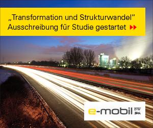 e-mobil BW Studie
