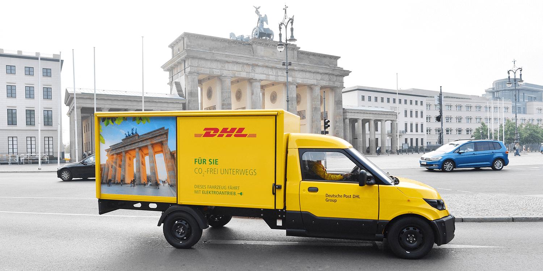 deutsche post dhl schickt 40 streetscooter nach berlin. Black Bedroom Furniture Sets. Home Design Ideas