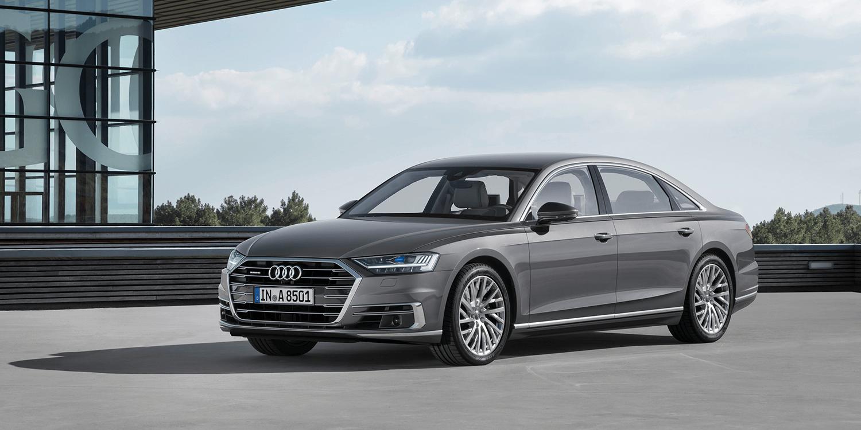 Audi: Neuer A8 kommt auch als Plug-in-Hybrid - electrive.net