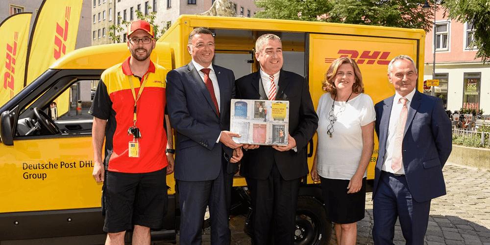 DHL setzt in Österreich erstmals StreetScooter ein ...