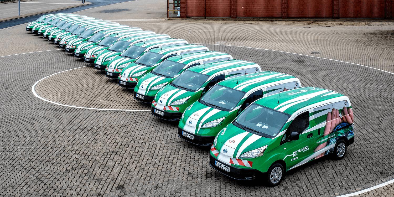 22 elektroautos fur bogestra in gelsenkirchen