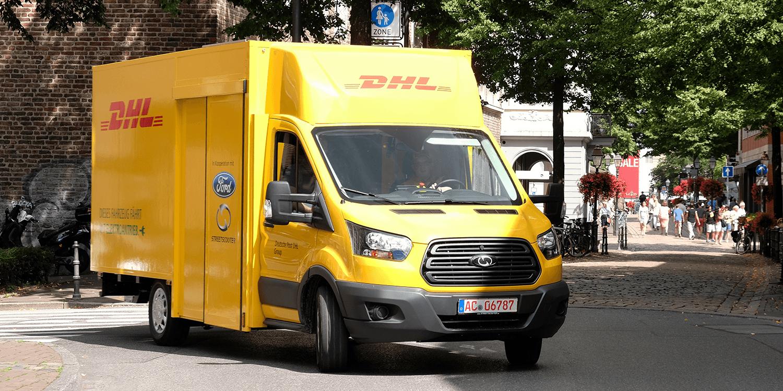 Dhl Setzt In Essen 20 Neue Streetscooter Work Xl Ein Electrivenet