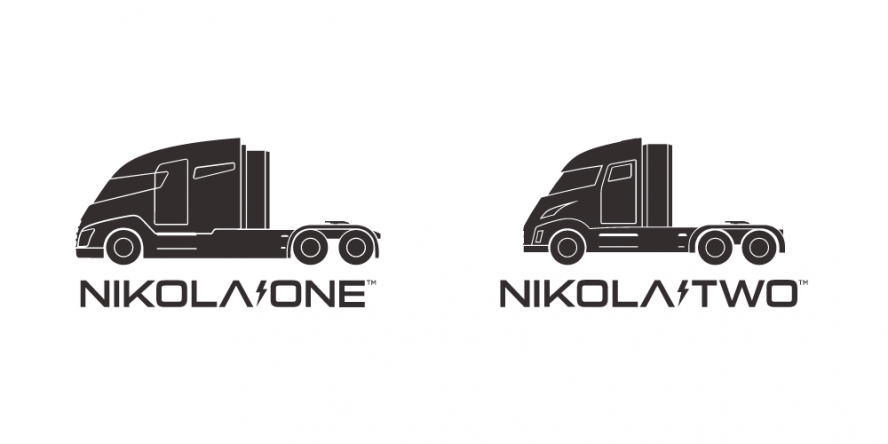 nikola-one-and-two-lkw-vergleich