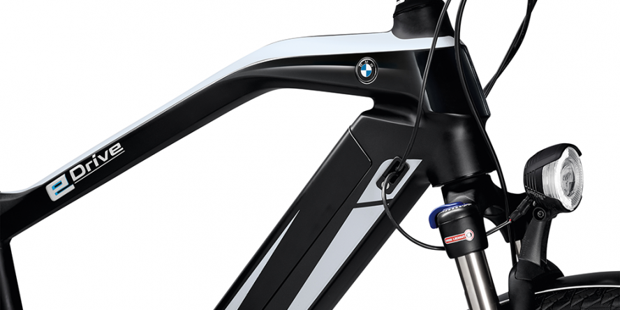 bmw zeigt neues pedelec active hybrid e bike. Black Bedroom Furniture Sets. Home Design Ideas