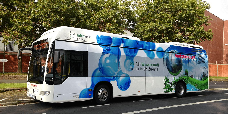 Mercedes Tri Cities >> Industriepark Höchst nimmt zwei H2-Busse in Betrieb ...